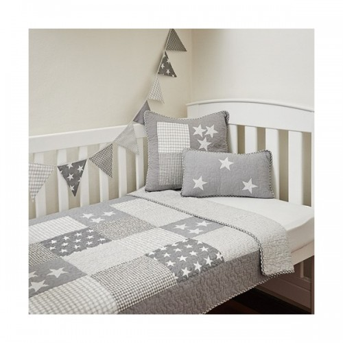 Linen n Things Lachlan Cot Quilt