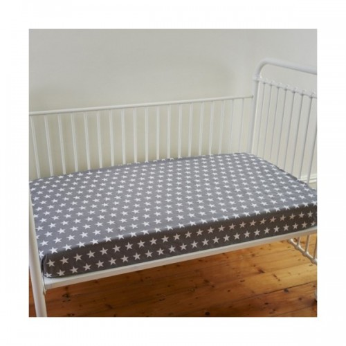 Linen n Things Lachlan Cot Sheet