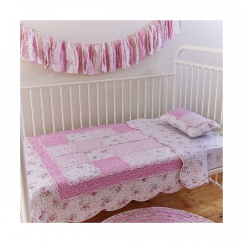 Linen n Things Mia Cot Quilt