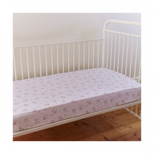 Linen n Things Mia Fitted Cot Sheet