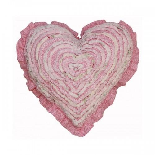 Linen n Things Mia Heart Cushion