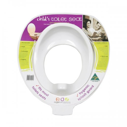 Roger Armstrong Toilet Seat