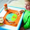 Skip Hop Zoo Fold and Go Silicone Placemat