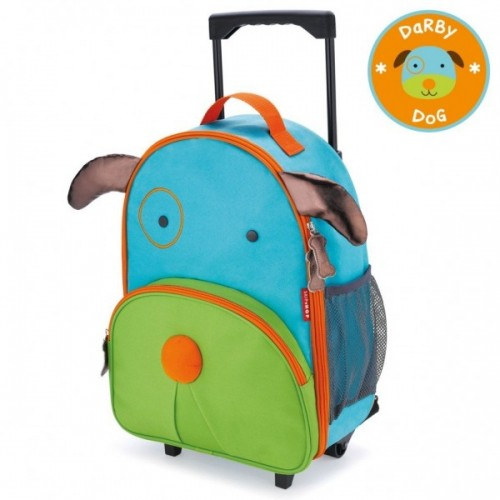 Skip Hop Zoo Rolling Luggage