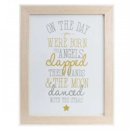 Splosh Little Ones Frame 37 x 47 White