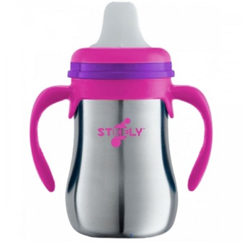 Steely First Sip Cup