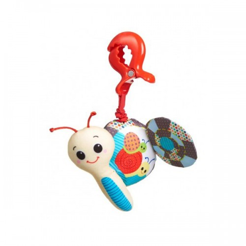 Tiny Love Jitter Snail