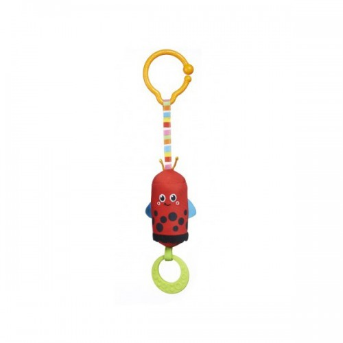 Tiny Love Lady Bug Wind Chime