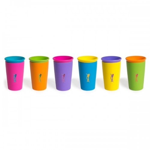 Wow Spill Free Drinking Cup