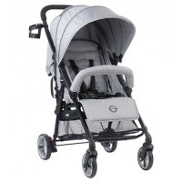 Steelcraft Sprint Stroller Grey Linen