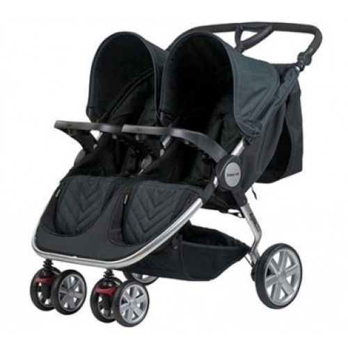 Steelcraft Agile Twin Pram
